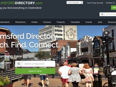 Chelmford Business Directory