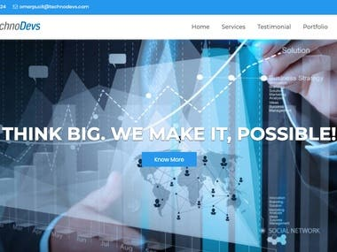Technodevs.com company website