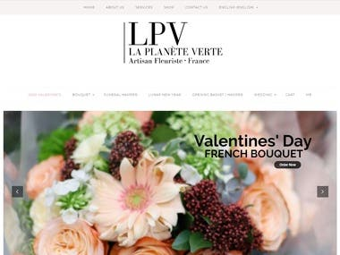 LPV Hong Kong E-Commerce Site