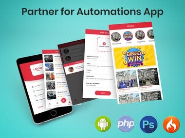 Partner App for Automation Tools