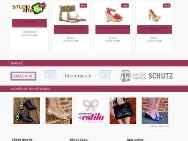 A joomla website