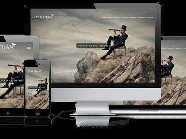 Leviathan Website