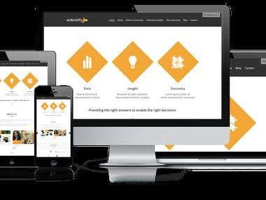 eDentify Website