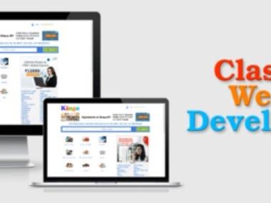 Classified Website Development