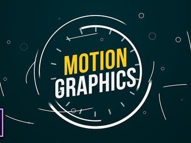 Video Animation & Motion Graphics