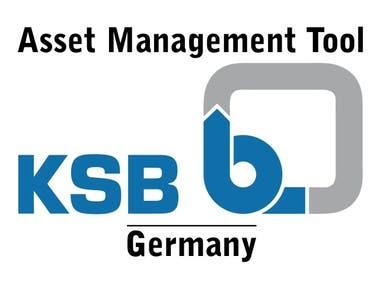 Asset Management Tool for Vendors