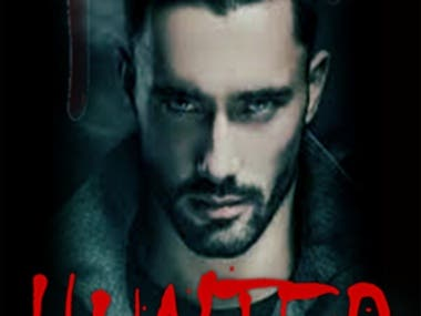 HUNTED EBOOK COVER
