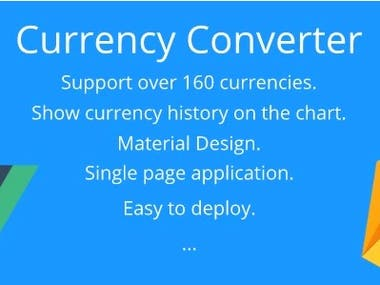 Simple Vue Currency Converter Project