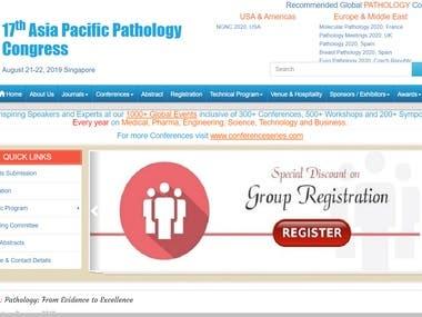 Pathology Conference - Conferenceseries.com