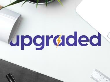 Upgraded Logo Design & Brand Design