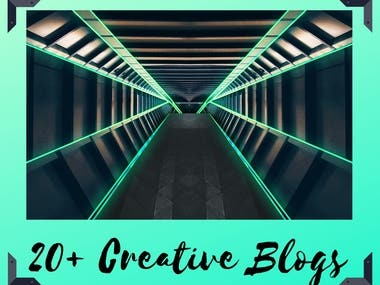 Creative Blog Writing
