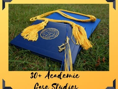 Academic Case Studies
