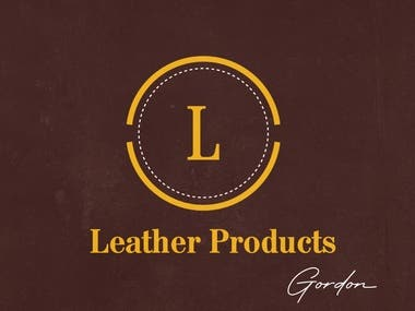 Gordon - Leather products