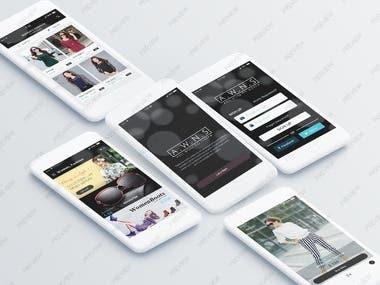 Mobile App design & Development