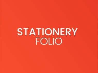 Stationary Folio