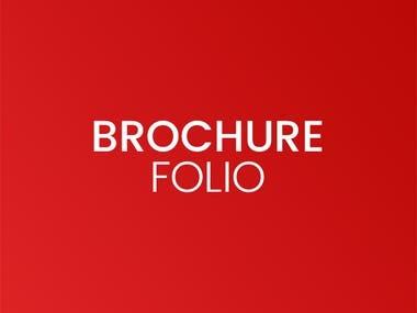Brochure Folio