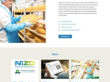 Nizo - the extensive Wordpress