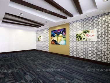 OFFICE AND RETAIL SHOP INTERIOR DESIGN