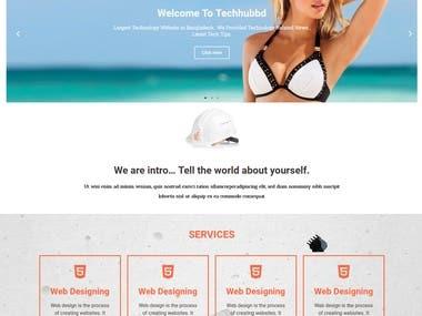 WordPress - Techhubbd - WordPress Website Development