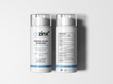 Dr. Zinx Suncreen