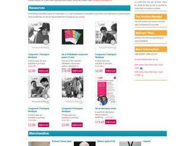 Kids Matter Online Shop