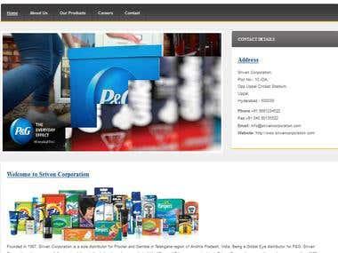 Sriven Corporation