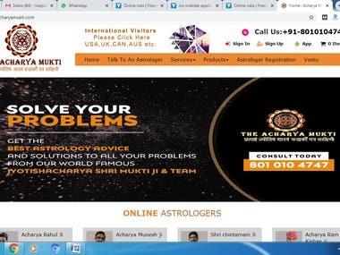 Online Astrologer booking
