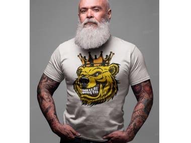t shirt graphics design