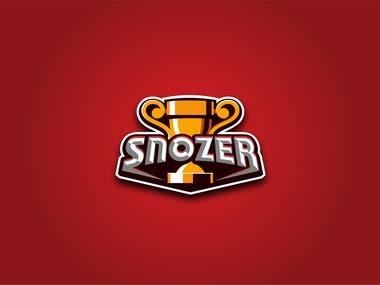 Snozer Logo Design