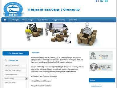 ANAF Cargo Dubai