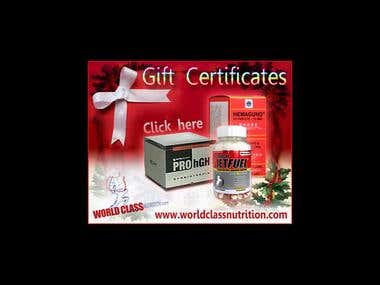 WCN Gift Certificate
