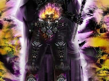 Wizard Necromancer