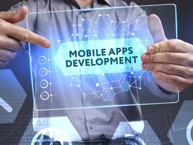 Android, IOS & Hybrid Application development
