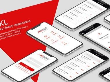 IUKL Pocket Library (Mobile Application)