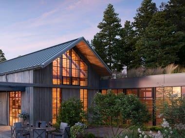 Country Garden House_Olsen Kundig