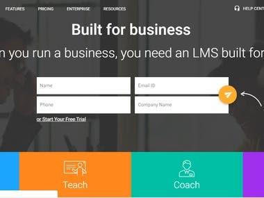 LMS system