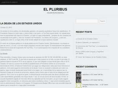 Artículo Online