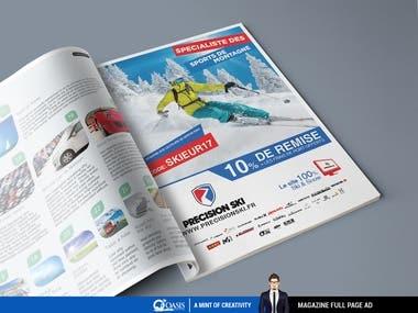 Advertisement Designs