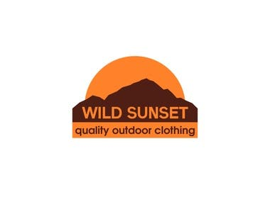 Outdoor Clothing Logo (click for full project!)