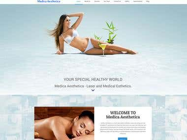 Medica Aesthetica WordPress