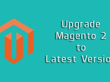 upgrade magento-2 stoe to-latest version