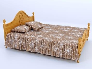 3D bed models