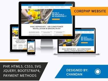 CorePhp Website