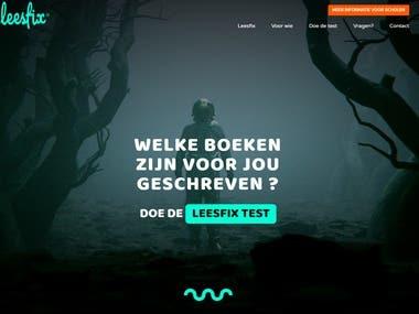 Leesfix.nl platform