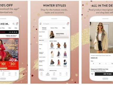 SHEIN Fashion Shopping Online-Android