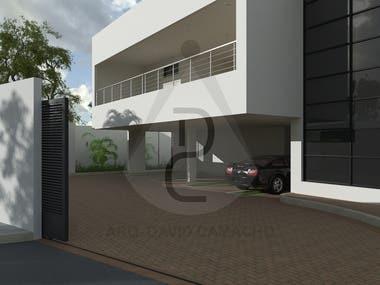 RESIDENTIAL BUILDINGS - 3D Modeling & CAD