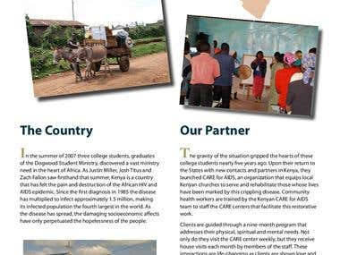 Dogwood Church Missions Magazine