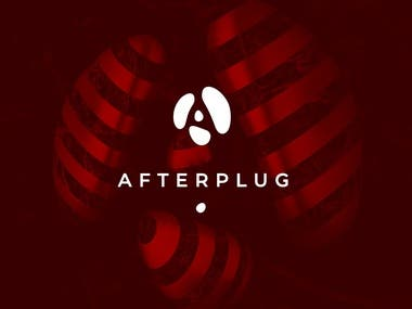 Afterplug volume Digital Logo