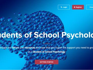 Students of Psychology - US Schools