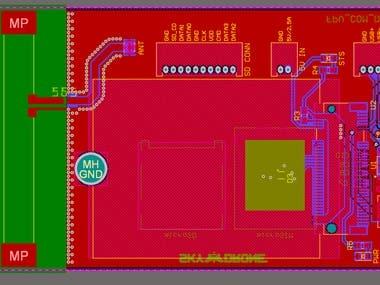 SIM card M.2 modem for FPV custom board